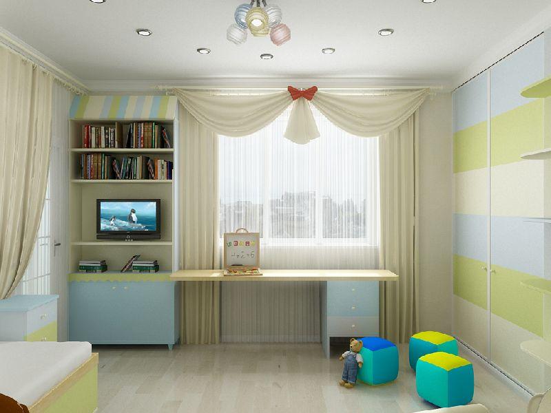 Дизайн детской для мальчиков и девочек